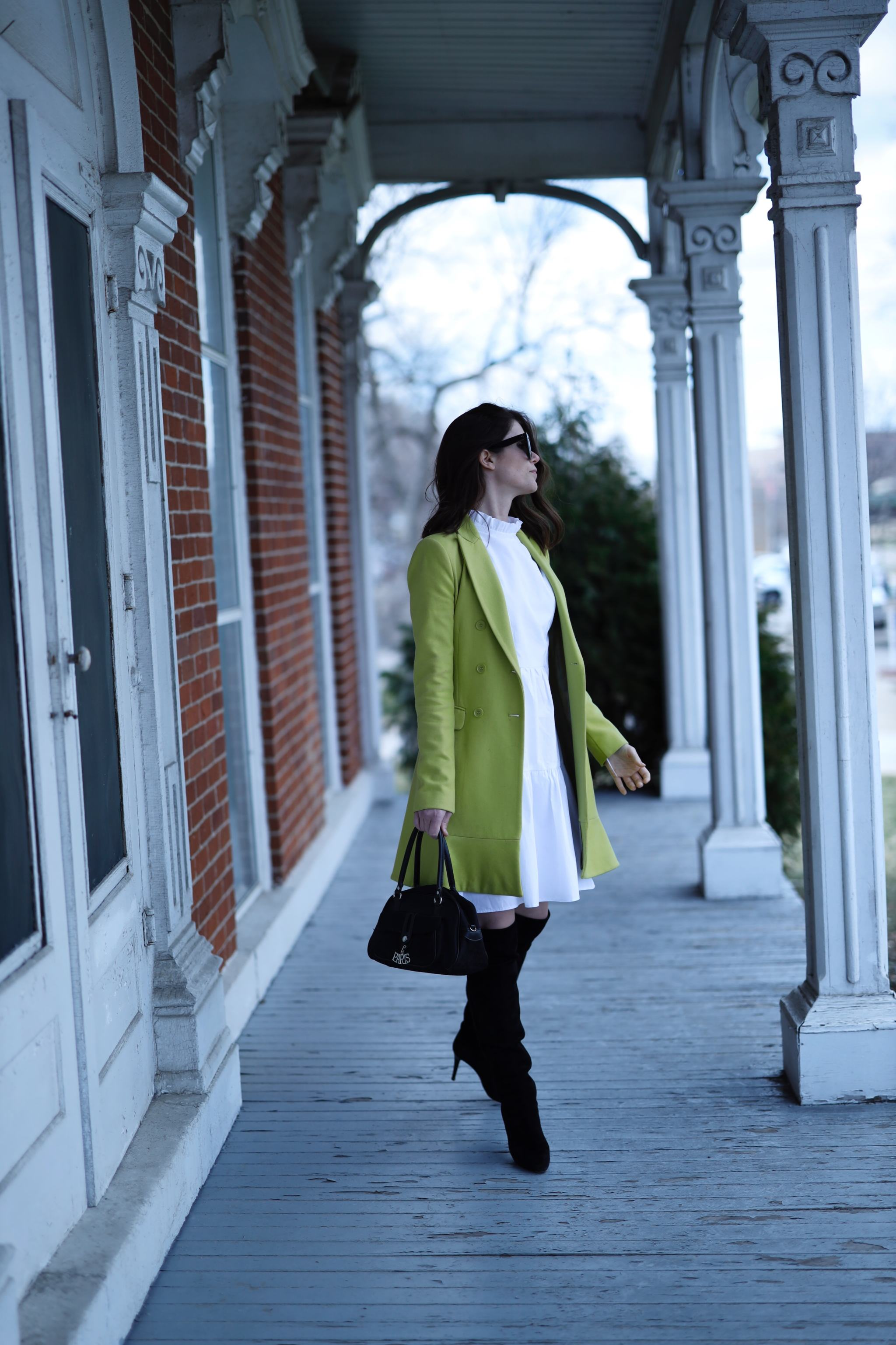 The Chartreuse Coat